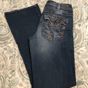 Silver Jeans Pioneer 31x33